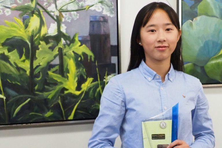 Young Talent Prijs voor 13-jarige leerling van OSG Sevenwolden