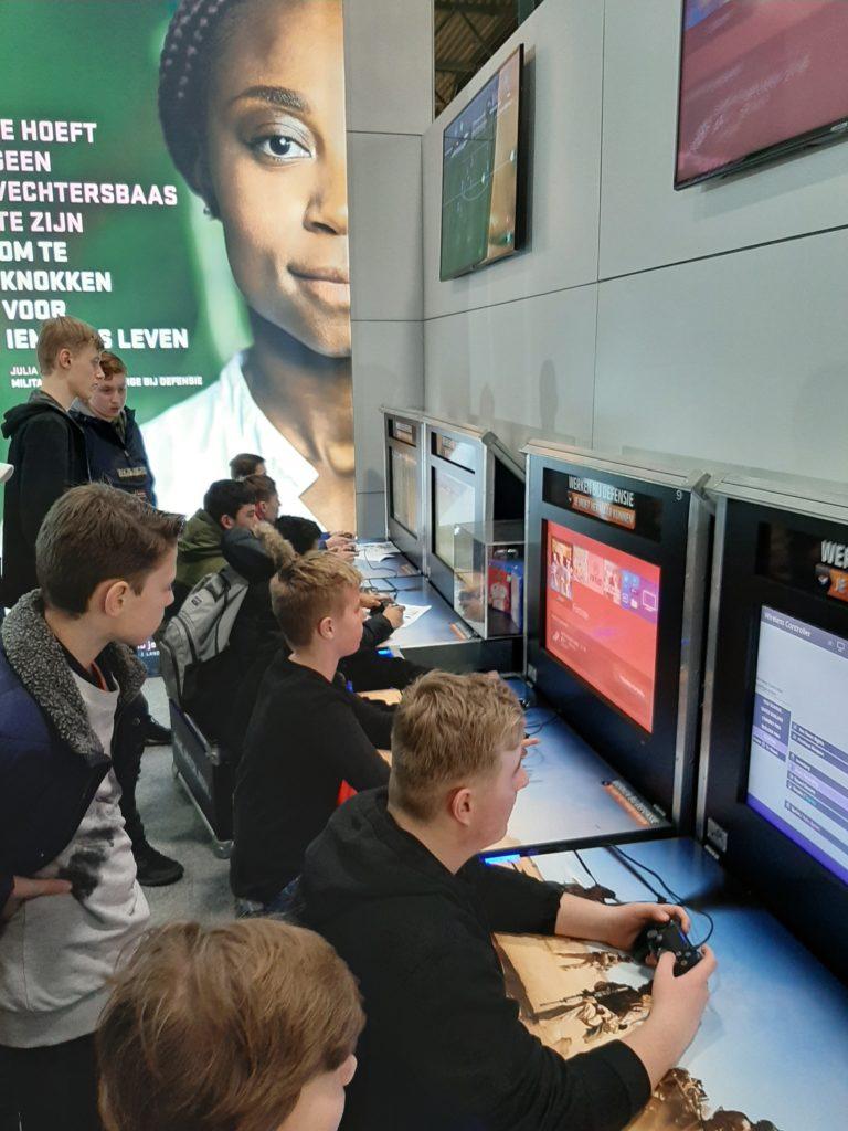 """Leerlingen bezoeken """"Skills The Finals"""" in Leeuwarden"""