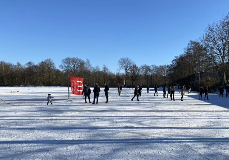 Een winterse activiteit voor leerlingen Compagnie