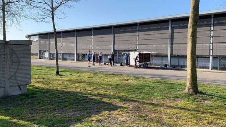 Paas-Sportevent onderbouw gymnasium